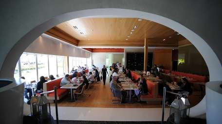 Four Food Studio, in Melville: The sprawling, space