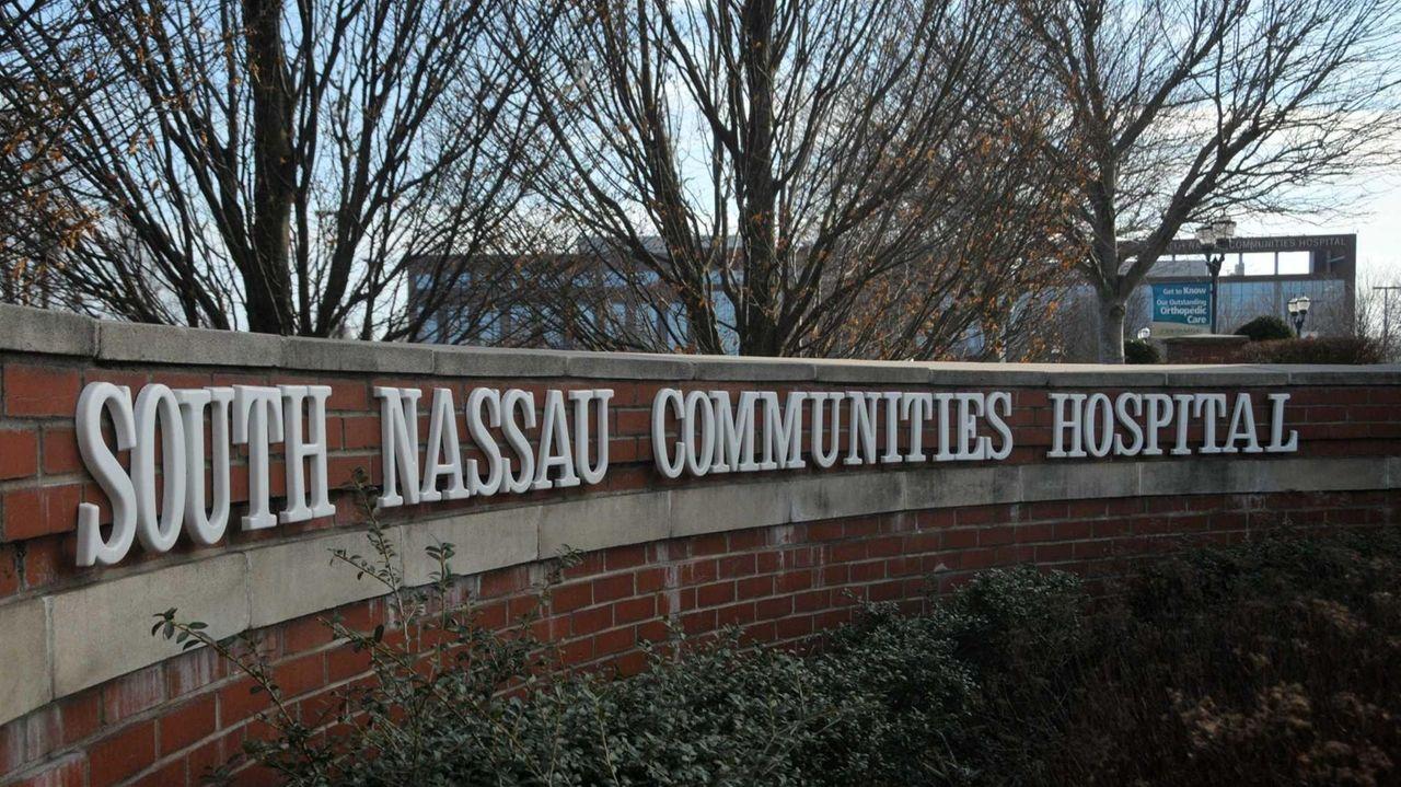 South Nassau Communities Hospital is sending out thousands
