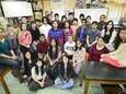 The Ward Melville High School science olympiad team