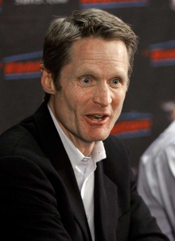 Phoenix Suns general manager Steve Kerr discusses the