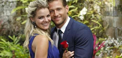 quot;The Bachelorquot; Juan Pablo Galavis and winner Nikki