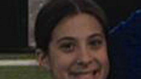 Lexi Zisselman, a seventh-grader at Herricks Middle School,
