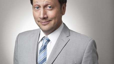 Rob Schneider, bringing laughter to the Paramount Theater