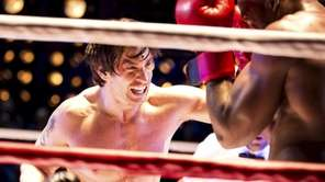Andy Karl in a scene from the quot;Rockyquot;