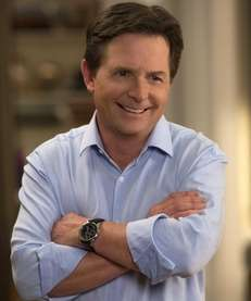 Michael J. Fox in quot;The Michael J. Fox