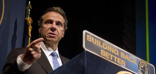 A spokesman for Gov. Andrew M. Cuomo, seen