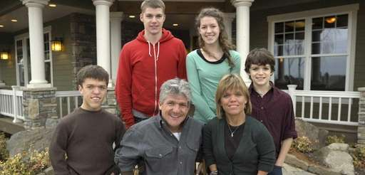 The Roloff Family as seen on quot;Little People
