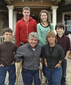 "The Roloff Family as seen on ""Little People"