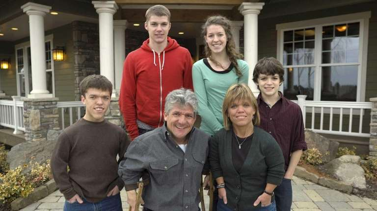Matt and Amy Roloff, from