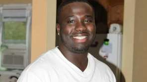 A family photo of homicide victim Christopher Mullings,