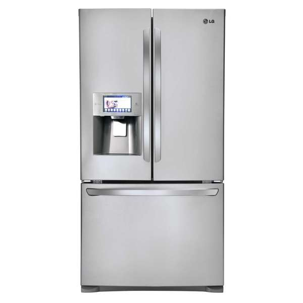 LG 30.7 Cu. Ft. French Door Smart Refrigerator