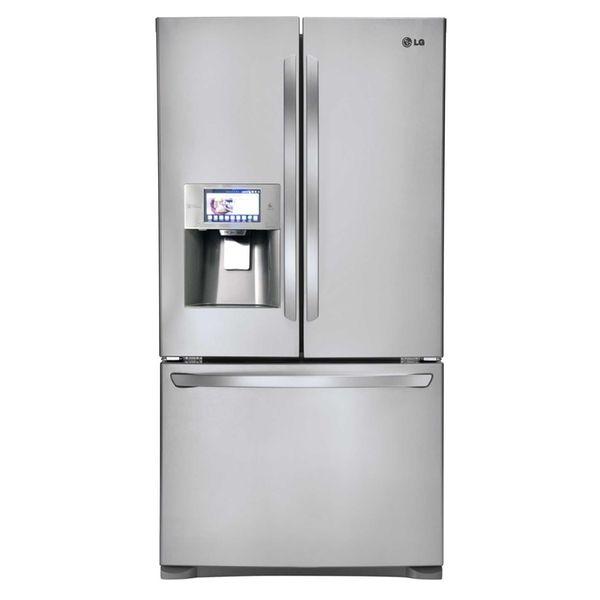 LG 30.7 Cu. Ft. French Door Smart Refrigerator