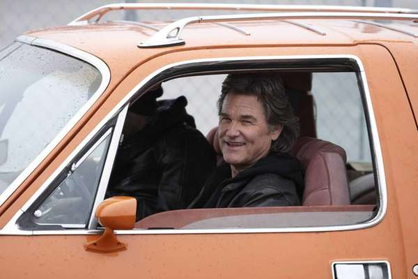 "Kurt Russell in ""The Art of The Steal."""
