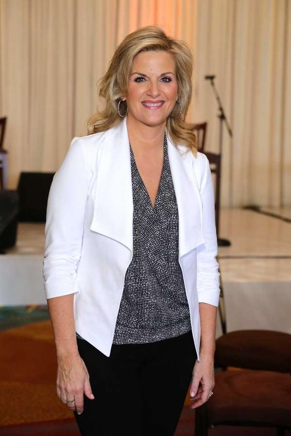 Trisha Yearwood attends Southern Kitchen Brunch Hosted By