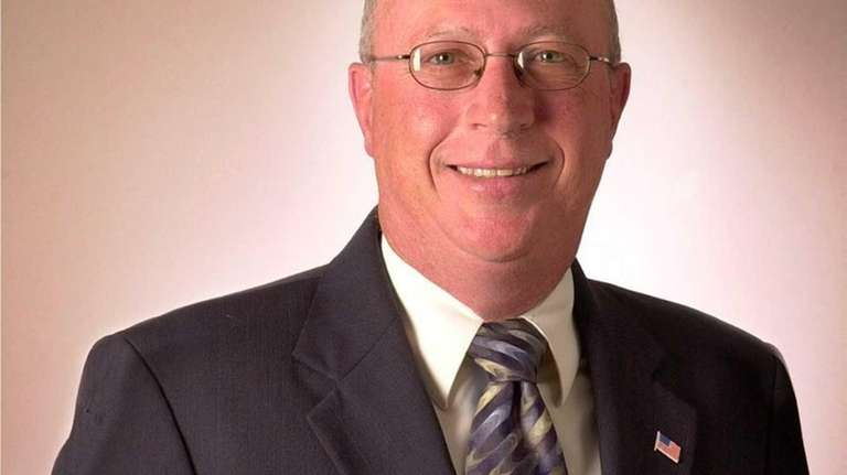 The second-in-command in the Islip Town Republican Party,