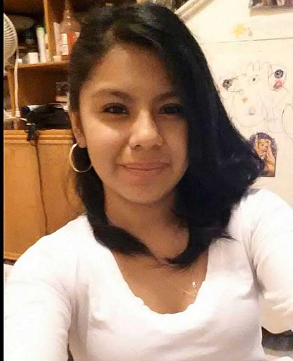 Facebook photo of Rosaura Hernandez. Hernandez was one