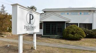 Painters' Restaurant, an art-themed establishment in Brookhaven, was