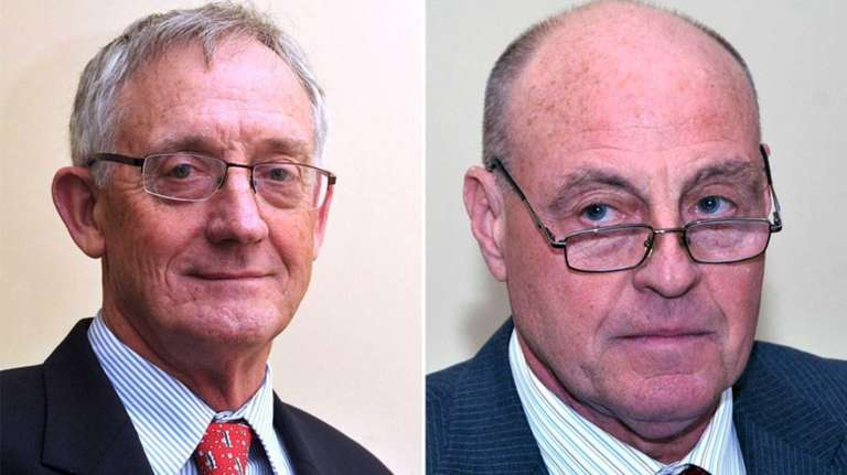 Eight-year incumbent George Doll is being challenged by