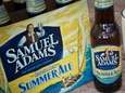 Sam Adams summer ale.