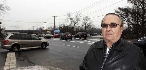 Peter Gerbasi is concerned about a traffic situation