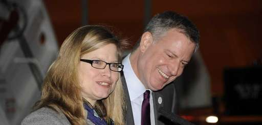 NYC Mayor Bill de Blasio appoints Kathryn Garcia