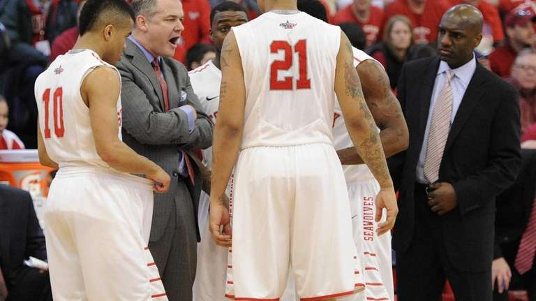 Stony Brook To Visit Siena In First Round Of College Basketball