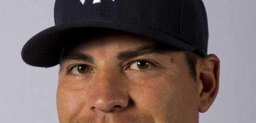 Yankees' Jacoby Ellsbury poses for a portrait during