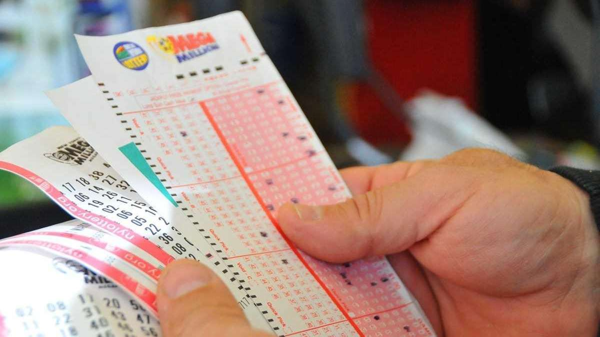 The jackpot for Tuesday's Mega Millions drawing is