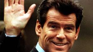 Pierce Brosnan hails from County Louth.