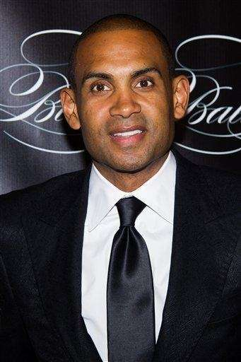 Grant Hill attends Keep a Child Alive's 10th