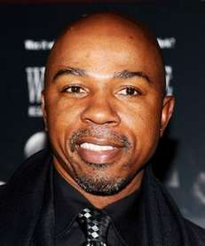 ???Greg Anthony attends the premiere of 'Winning Time: