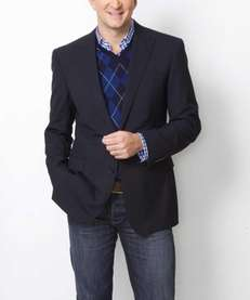 Fashion, food and entertaining guru Clinton Kelly has