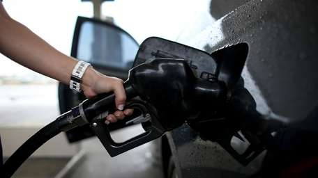 In February, the cost of gasoline fell 6.8