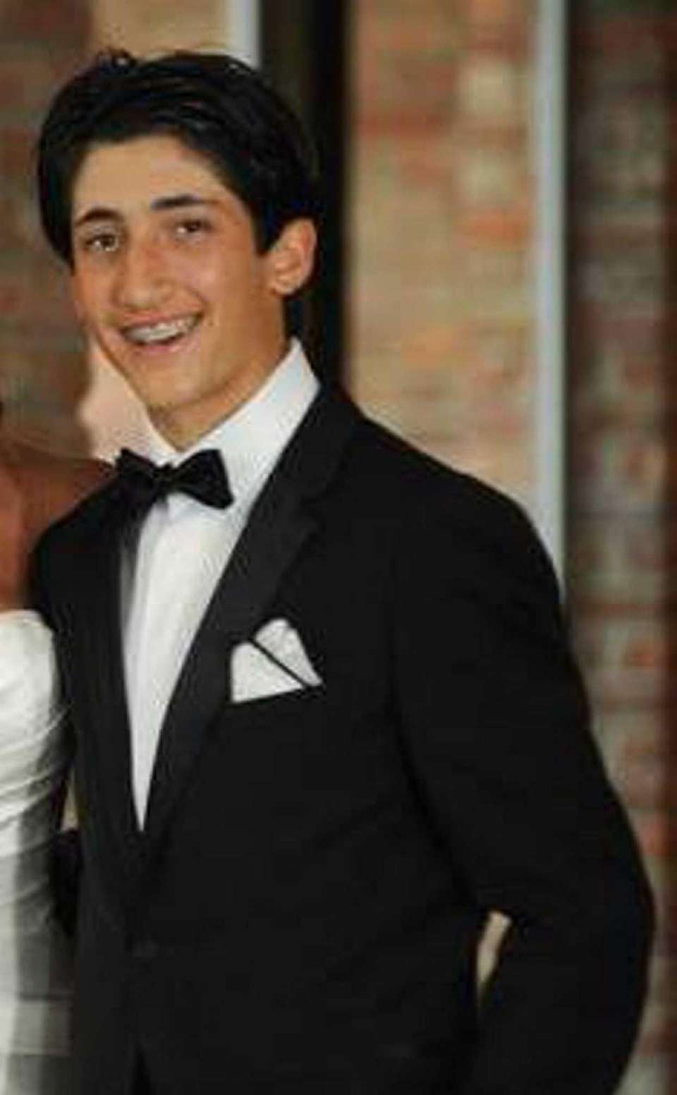 David Jaslow, 17, a Roslyn High School junior