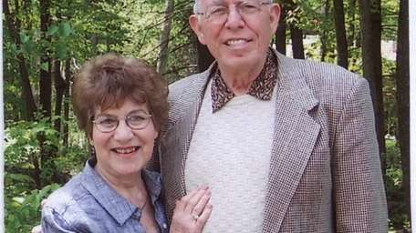 Anna and Jack Stein of Coram in a