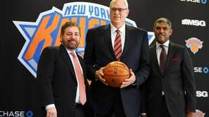 James Dolan, Executive Chairman of Madison Square Garden,