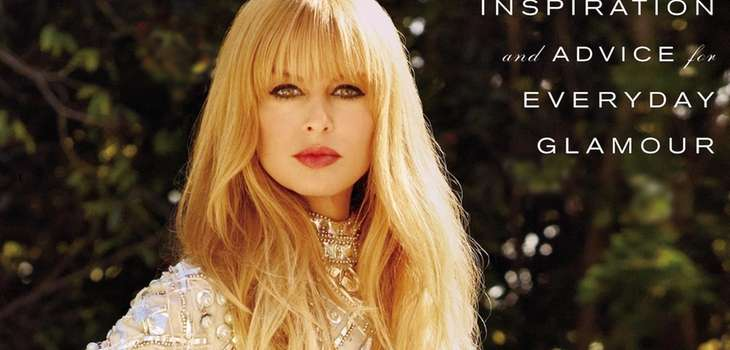 "Rachel Zoe has a new book called, ""Living"