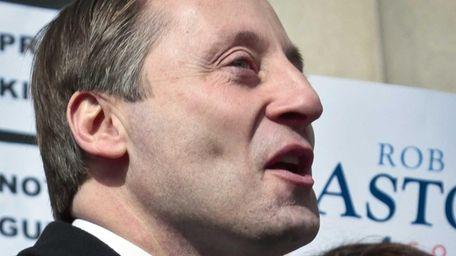 GOP gubernatorial candidate Rob Astorino on March 6,