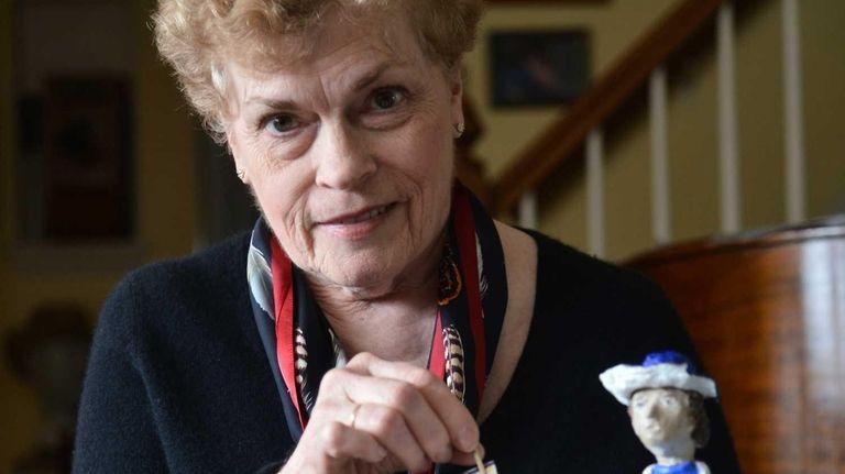 "Antonia Petrash of Glen Cove, author of ""Long"
