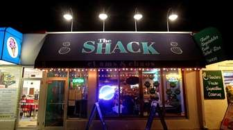 The Shack in Huntington, with a motto of