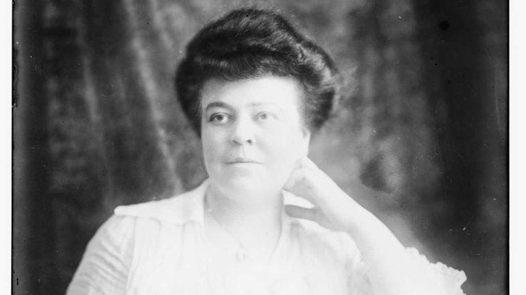 Alva Smith Vanderbilt Belmont devoted much of her