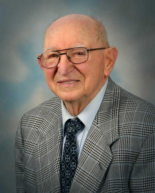 Herman Eli Soblick of Franklin Square received Nassau