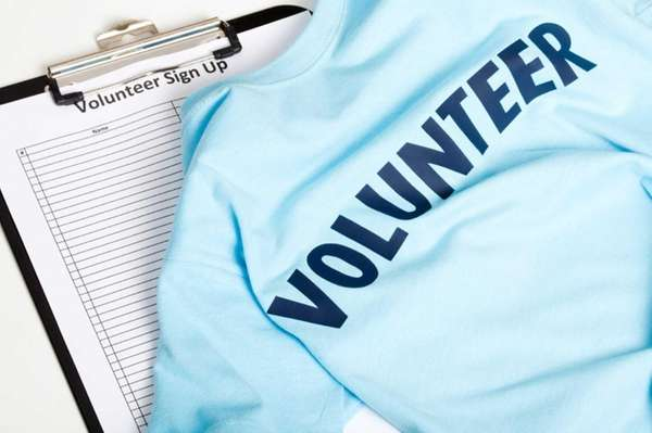 A volunteer fair will be held March 29