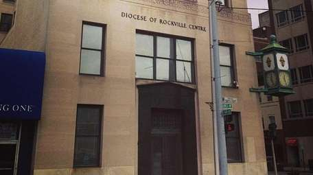 The Diocese of Rockville Centre's headquarters is on