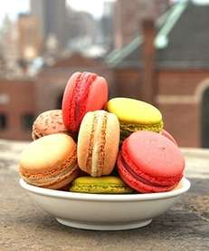 François Payard introduced his macarons to New York