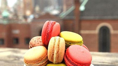 François Payard organized the first Macaron Day in