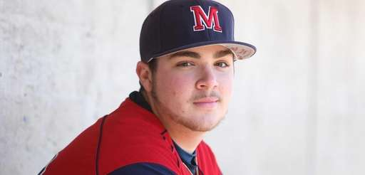 MacArthur's Adam Heidenfelder poses for a portrait at