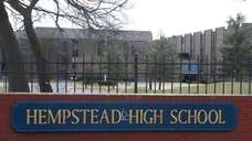 Hempstead High School.