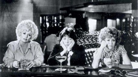 Dolly Parton, Lily Tomlin and Jane Fonda in