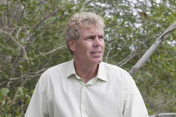 Former Peconic Baykeeper Kevin McAllister was fired earlier
